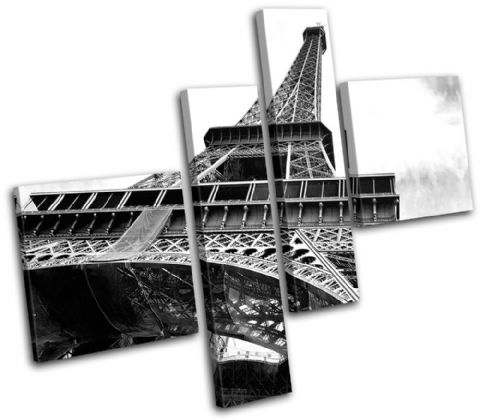 Paris Eiffel Tower Landmarks - 13-0762(00B)-MP02-LO